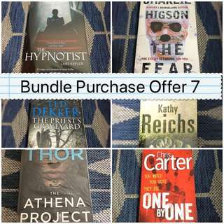 Bundle Purchase Offer 7