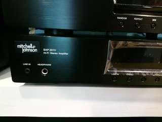 M&j dac int amp - new