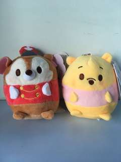 Ufufy Pooh and Timothy Mouse