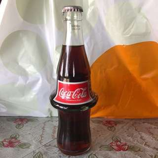 1996 Limited Edition Coca Cola 限量版 可口可樂 玻璃枝裝 收藏品