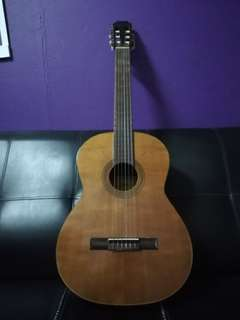 Gitar jenama ania made in Japan