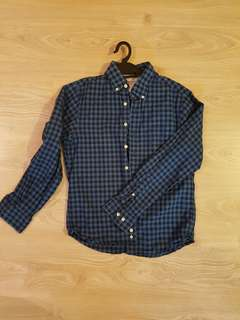 Muji Long Sleeve Shirt