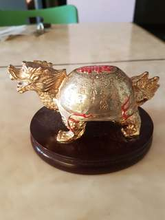 Feng Shui Dragon Turtles Small