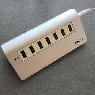 Aukey 7-port USB 3.0 Data Hub