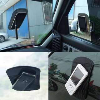 Anti-slip Sticky Rectangular Mat For Car Dashboard