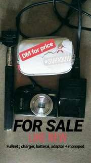 Dijual Cepat Canon Ixus 145