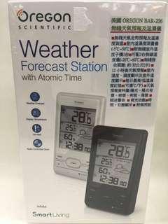美國Oregon BAR-206 無線天氣預報及溫濕儀
