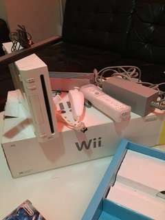 Wii sports whole set with Accesories