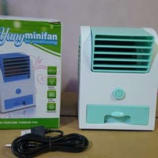 Mini aircooler fan