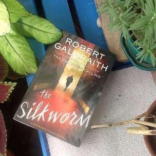 The Silkworm  - freeshipping