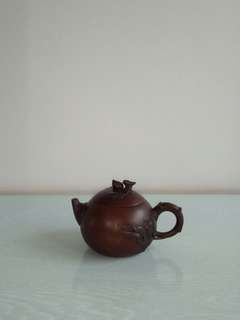 Vintage Old Tea Pot height 7cm diameter 5.5cm perfect condition