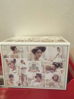 SNSD Girls' Generation 1st Japanese Album - Limited Edition