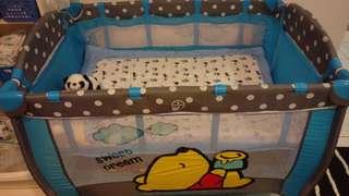 Katil Baby baby cot Disney