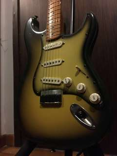 1979 USA Fender Antigua Hardtail Stratocaster