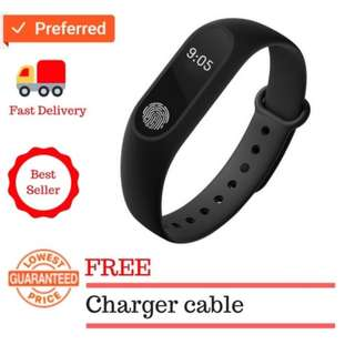 M2 Smart Watch Fitness Tracker Smart Band #rayaletgo