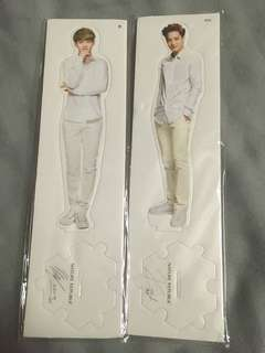 Kai n Chen Nature republic standee
