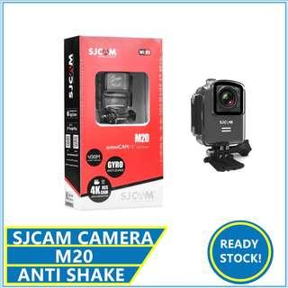 SJCAM M20 Gyro Anti Shake Action Cam