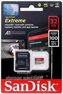 Sandisk extreme 32GB brand new