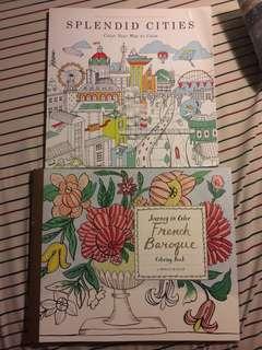 Adult Coloring Books bundle!