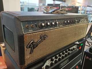 Fender Bassman Guitar & Bass Amplifier