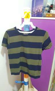 Stripe Crop Top - Primark