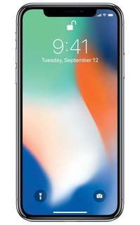 Brand new and seal IPhone 8P / X 256gb