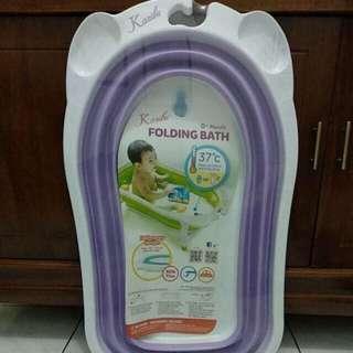 Karibu Folding Bath Bak Mandi Bayi