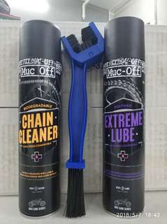 Muc-Off Extreme chain package