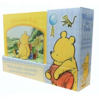 Winnie-the-Pooh Board Book Collection