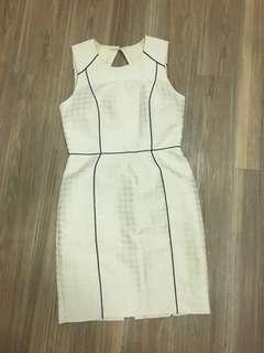 H&M White dress EUR38