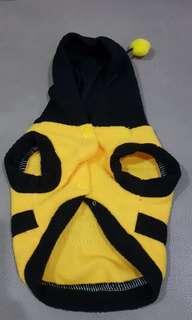 FREE ONGKIR JABODETABEK - Kostum Lebah untuk anjing
