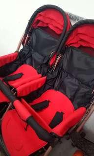 Twin Stroller