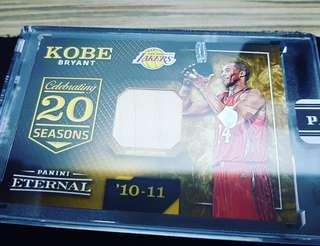 Kobe bryant eternal floorboard