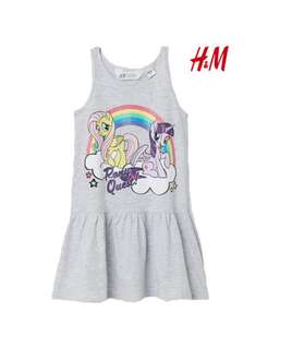 AUTHENTIC H&M dress 2to10 yrs old
