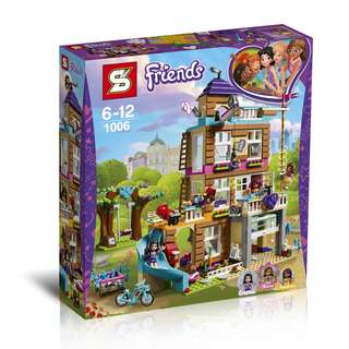 SY™ 1006 Friends Friendship House