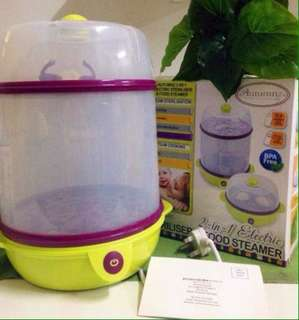 Autumnz Steriliser & Food Steamer