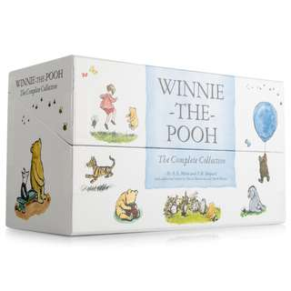 Winnie-the-Pooh Complete 30 Books Box Set
