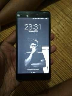 Xiaomi redmi mi4i batangan