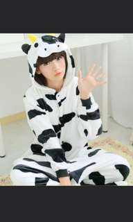 Cow Adult Kigurumi Onesie