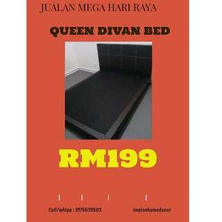 QUEEN DIVAN BED (QDV0003)