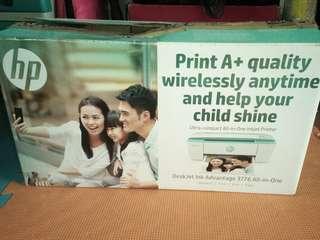Buy 1 Take 1 HP Printer 100% No Issue,Slightly Used.