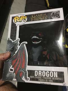 Funko pop game of thrones drogon 6 inch # 46