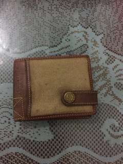 Preloved hush puppies dompet