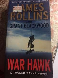 JAMES ROLLINS AND GRANT BLACKWOOD