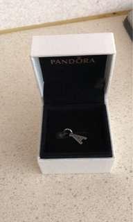 Pandora A charm