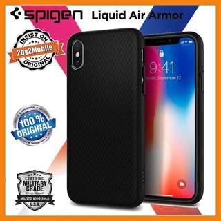 Spigen iPhone X cover