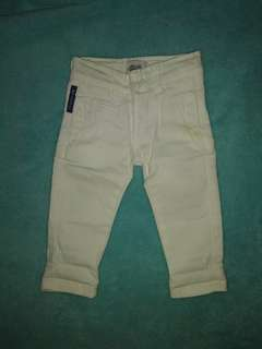 Jeans white (6m)