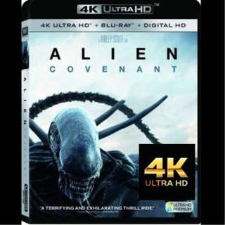 [Rent-A-4K-Movie] ALIEN COVENANT (2017)