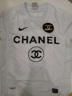 unofficial nike x chanel jersey