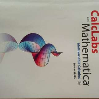 CalcLabs (with Mathematica)